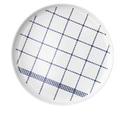 Mormor Blue Plate Large