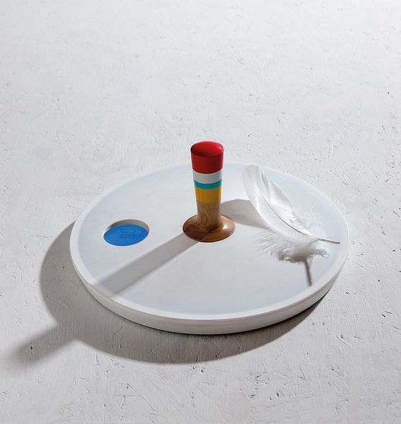 Seletti Spinny Top Bathroom Scale