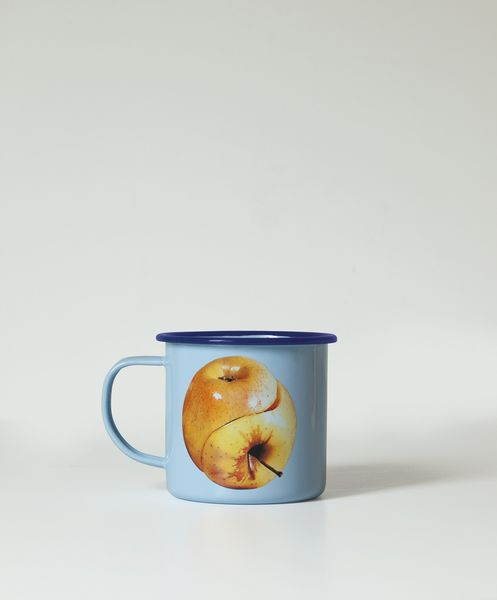 Seletti Toiletpaper Enamel Mugs Apple