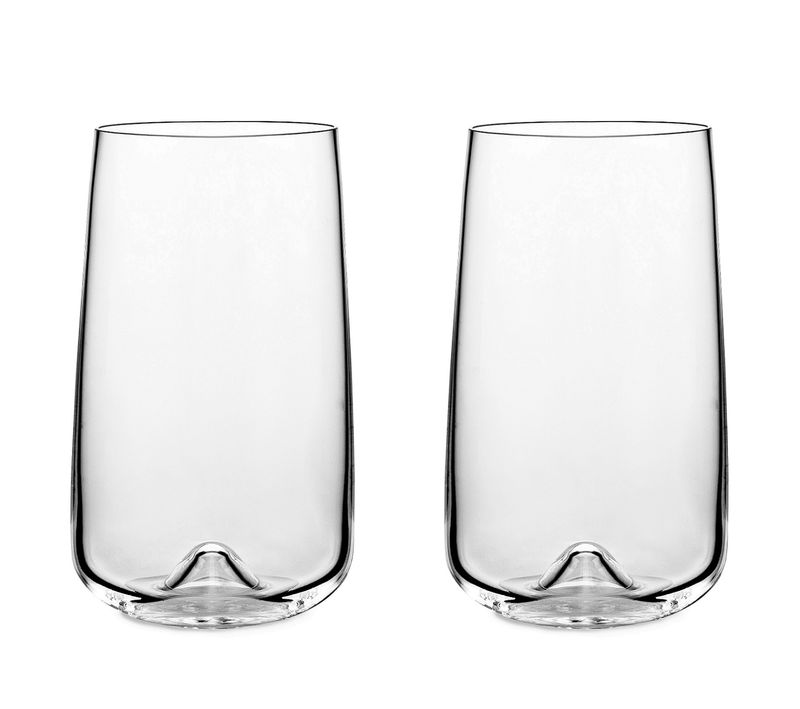 Normann Copenhagen Drinks Long Drink Glass - 2 pcs 45 cl