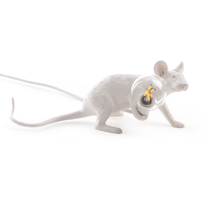 Seletti Mouse Lamp Lie Down