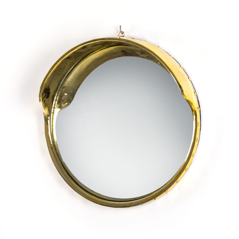 Seletti Focalize The Gold Edition Mirror